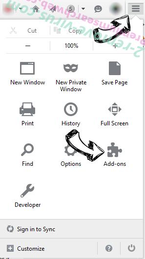 Safe.v9.com Firefox add ons