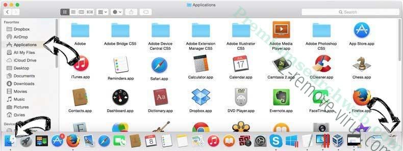 Safe.v9.com removal from MAC OS X
