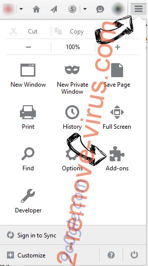 SearchAdministrator.com Firefox add ons