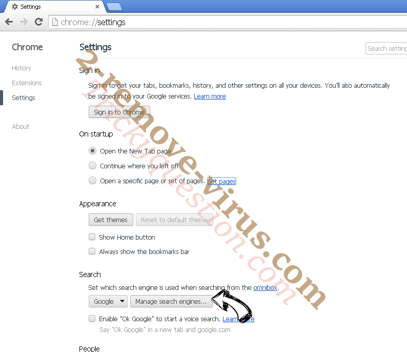 How To DIY virus Chrome extensions disable