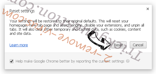 AnyDocToPdf Redirects Chrome reset
