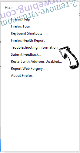 Simple Package Tracker Virus Firefox troubleshooting