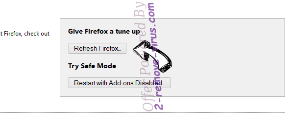 FluBot Malware Firefox reset