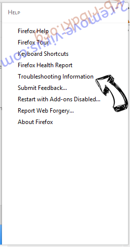 Searchmo.xyz redirect Firefox troubleshooting