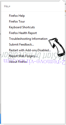 SearchConverters Firefox troubleshooting
