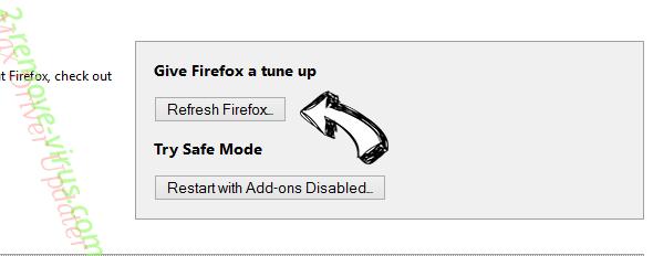 SearchThatMovie Firefox reset
