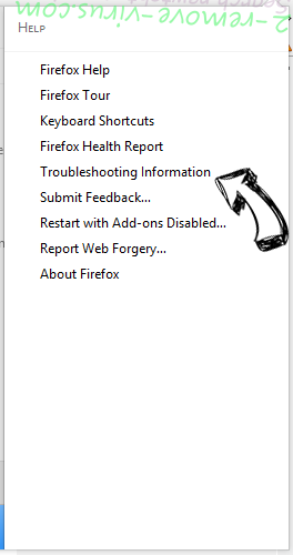 Gosearch7 Firefox troubleshooting
