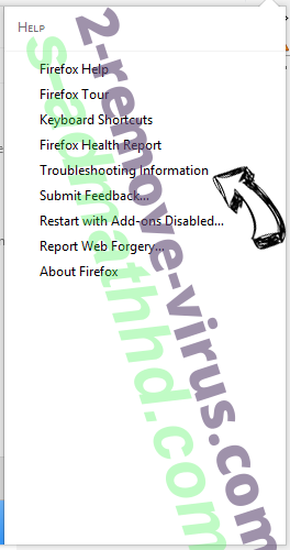 Thefaceduck.com Firefox troubleshooting
