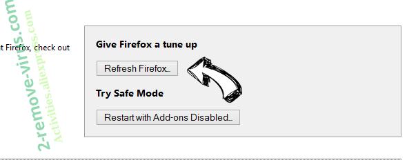 ConverterSearchNow Firefox reset