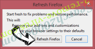 Loadingoffer.xyz pop-up ads Firefox reset confirm