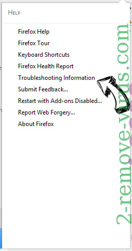 Redirectmaster.com Firefox troubleshooting