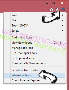 From Doc to PDF Toolbar IE gear