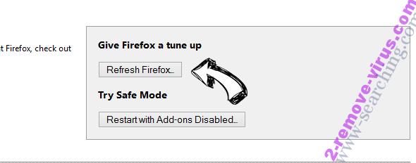 MacShiny Unwanted Application Firefox reset