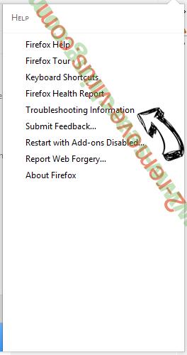 MacShiny Unwanted Application Firefox troubleshooting