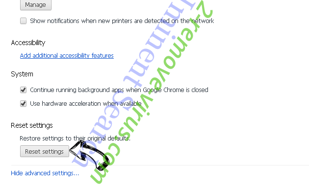 Aidraiphejpb.com Ads Chrome advanced menu