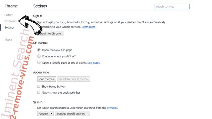 Aidraiphejpb.com Ads Chrome settings