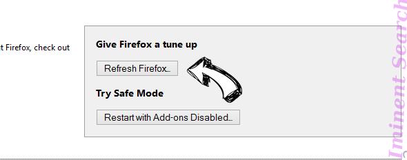 Aidraiphejpb.com Ads Firefox reset