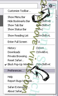 Aidraiphejpb.com Ads Safari menu