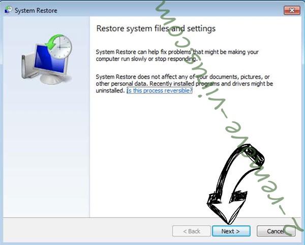 Get rid of Nuke File Locker - restore init
