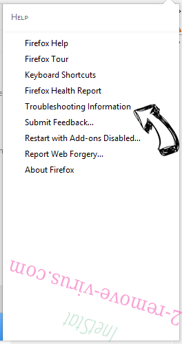 StreaminSearchs Firefox troubleshooting