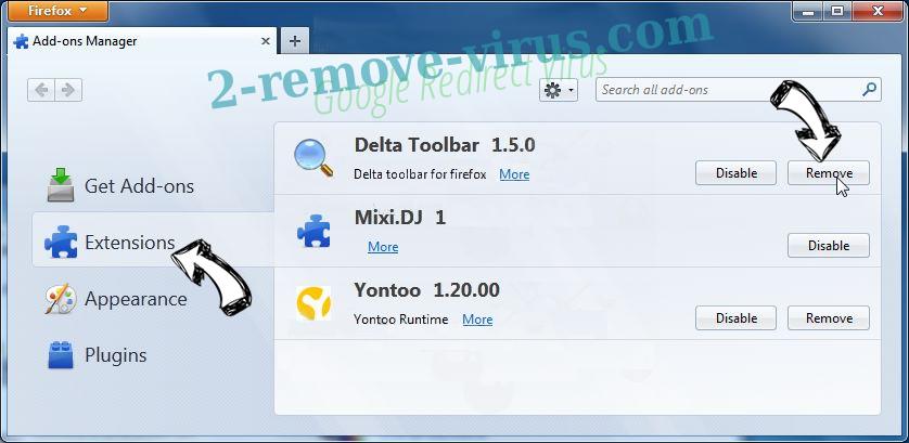 hilanfavouris.top Firefox extensions