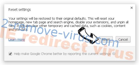ZenSearch.com Chrome reset