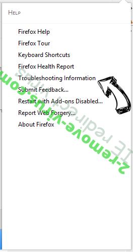 ZenSearch.com Firefox troubleshooting