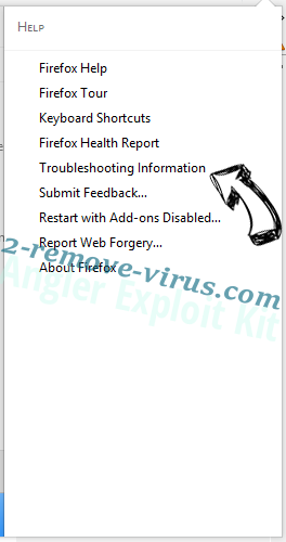 Content4you.net Ad Spam Firefox troubleshooting