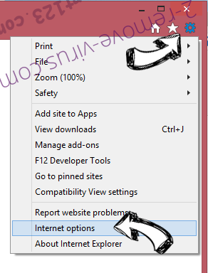 PDF Mighty IE options