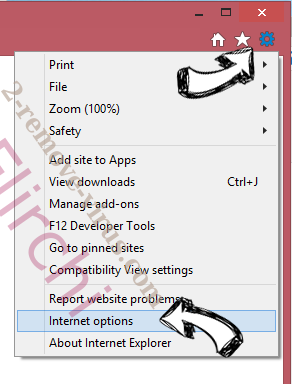 PDFSearchApps IE options