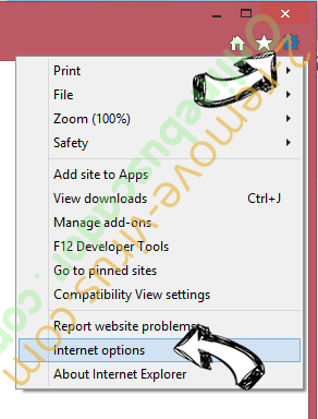PDFConverterSearch4Free IE options