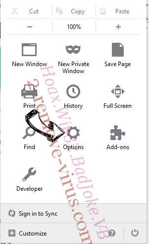 New Tab Theme Buddy Firefox reset confirm