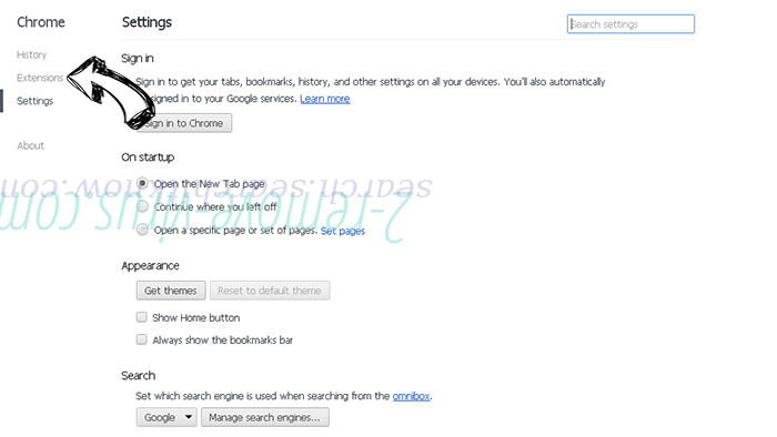 Copypast.ru Chrome settings