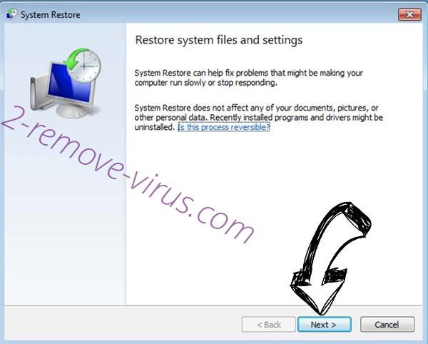 Get rid of CerberTear - restore init
