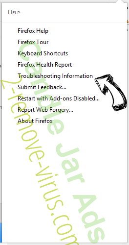 GoSearch Adware Firefox troubleshooting