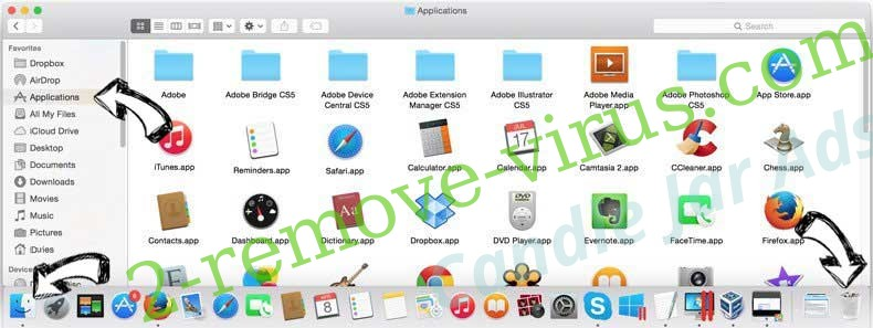 GoSearch Adware removal from MAC OS X