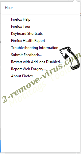 ChromoSearch.com Firefox troubleshooting