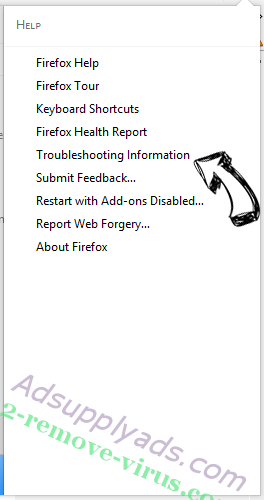 UltraModel virus Firefox troubleshooting