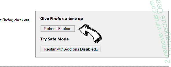 convertisseur-youtube-mp3.net Firefox reset