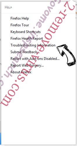 incognitosearchhome virus Firefox troubleshooting