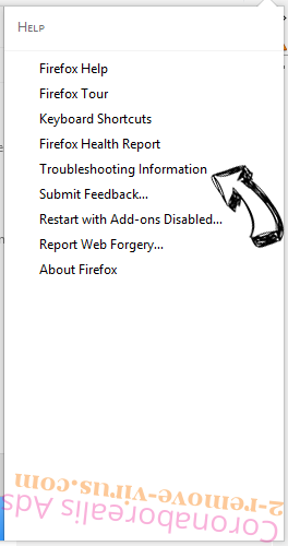 UtilityParse adware Firefox troubleshooting