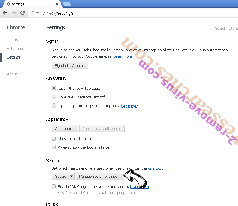 PDFConverterSearchPro Chrome extensions disable