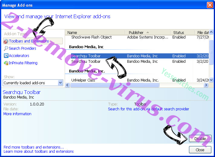 PDFConverterSearchPro IE toolbars and extensions