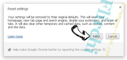 Search.packagetrackingprotab.com Chrome reset