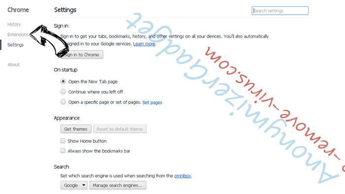 Silver Sparrow Malware (Mac) Chrome settings