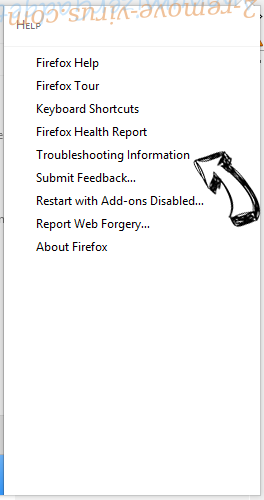 ChoiceFinder virus Firefox troubleshooting