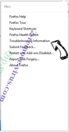 Mandatadeo.com Firefox troubleshooting