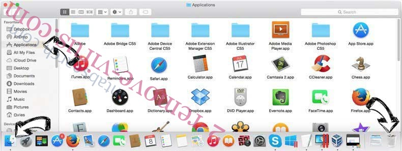 K9-PCFixer removal from MAC OS X