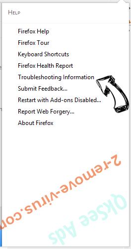StartPageing123 Virus Firefox troubleshooting