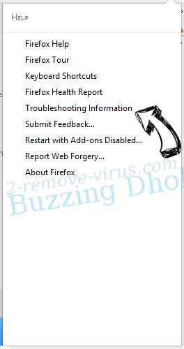 Msgbrand.com Firefox troubleshooting